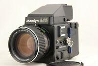 【 NEAR MINT+++ 】MAMIYA M645 SUPER w/ SEKOR C 80mm f/1.9 Lens from JAPAN