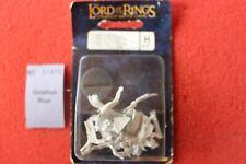 Games Workshop Lord Of The Rings Elladan Elf Elves Foot Mounted New Metal LoTR B