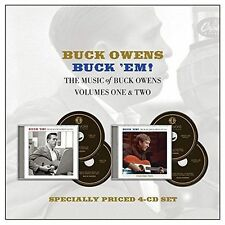 BUCK OWENS - BUCK 'EM!: THE MUSIC OF BUCK OWENS, VOLS. 1-2 NEW CD