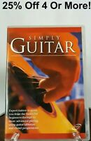 """Simply Guitar W/Steve Macay"" Interactive Guitar Training (DVD, 2005)"