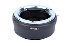 Brand NEW Mount adapter For Minolta MD/MC/SR  lens to Sony NEX digital cameras