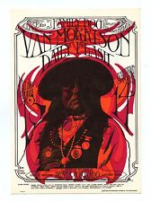 Family Dog D6 Prominent Apache Postcard Van Morrison 1967 Oct 13