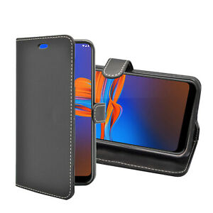 Case For Motorola E6 Plus Wallet Flip Stand Card Holder PU Leather Cover Pouch