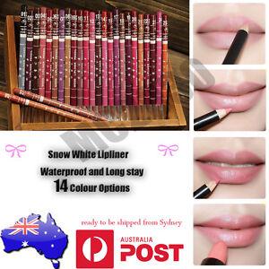 New 14 PCS Pack of Professional Lipliner Waterproof Lip Liner Pencil 15CM SN