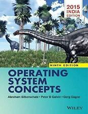 Operating System Concepts, 9Ed by Abraham Silberschatz