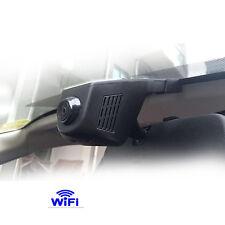 Auto Car Hidden DVR Video Kamera G Sensor Dashcam WiFi 1080P Recorder APP
