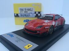 BBR Models 1/43 Ferrari 550 Maranello JGTC #21 Hitosumyama Racing 2004 Art.Bg276