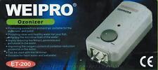 Weipro Ozonizer ET-200 Ozone Unit