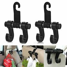 Car Headrest Seat Double Hook Holder Hanger Vehicle Coat Bag Organizer Hanger