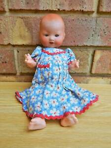 Antique German Armand Marseille 351 Dream Baby Doll