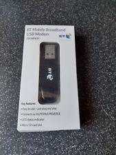 BT Mobile Broadband USB Modem ZTE MF631