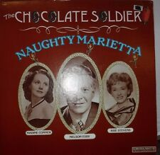 The Chocolate Soldier Naughty Marietta Nadine Conner Nelson Eddy  103016LLE