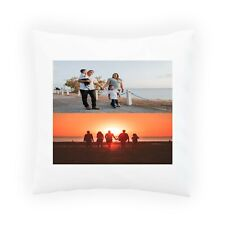 Personalised Photo Pillowcase Cushion INSERT 2 pictures