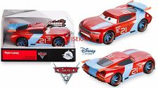 2017 Disney Store Cars 3 Die Cast Collector Display Case Box Ryan Laney 1:43 NEW