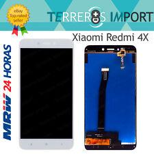 "Pantalla Completa LCD Original para Xiaomi Redmi 4X Blanco 5"""