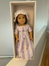 AMERICAN GIRL DOLL FELICITY WITH DRESS HAT SHOES AND ELIZABETH BOX