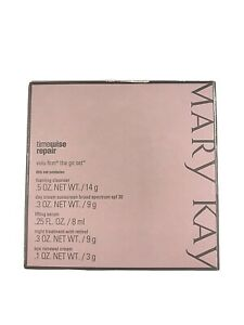 Mary Kay TimeWise Repair Volu-Firm The To Go Complete Set Exp. 08/19