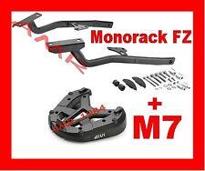 LUGGAGE RACK + Plate M7 HONDA NC750 X GIVI 1146FZ COMPLETE honda NC750X 2016