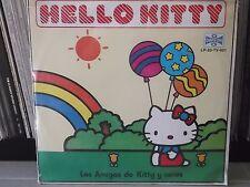 HELLO KITTY | Rare LP Mexico | Los amigos de Kitty y Coros | Sealed New Record