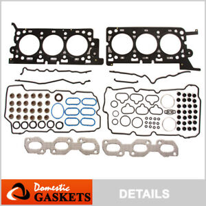 Fits 05-07 Ford Freestyle Five Hundred Mecury Montego 3.0L DOHC Head Gasket Set
