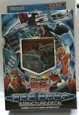 Chinese Yugioh SD18-H Structure Deck: Machiners Command Limited edition