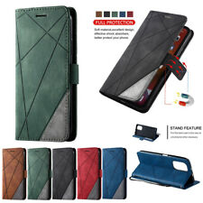 Magnetic Wallet Leather Case Cover For Samsung Galaxy S21 FE Ultra S20 Plus S10