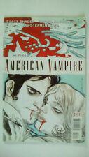 American Vampire Vertigo Comic