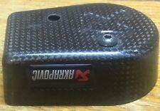 Akrapovic Carbon Valve Cover from a 2010-2014 S1000RR Kit