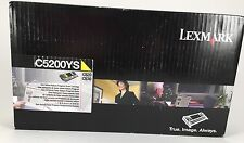 Lexmark Return Program Toner Cartridge - C5200YS