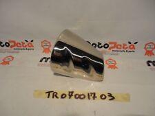 Paratia scarico destro right exhaust cover rear triumph speed triple 1050 05 07