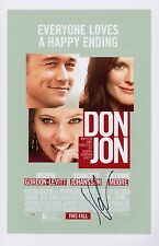 Joseph Gordon-Levitt Signed Don Jon 11x17 Movie Poster COA