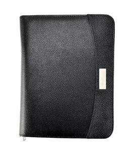 A5 Business Executive Conference Folder With Calculator & Pad Ring Binder CL9584