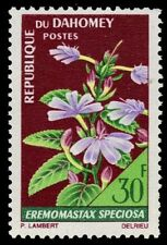 """DAHOMEY 231 (Mi303) - """"Eremomastax speciosa"""" Flowers (pa41828)"""
