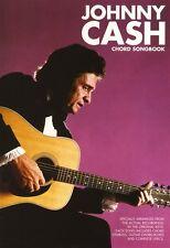 Johnny Cash Chord Songbook; Cash, Johnny, Chord Songbooks, FMW - AM84559
