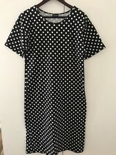 Marimekko Comfy House Dress Night Gown Size S Cotton Made In Finland