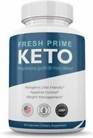 FRESH PRIME KETO 1 MONTH SUPPLY 60 CAPSULES **FAST SHIPPING**
