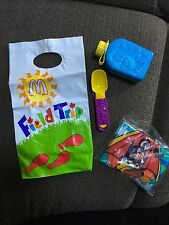 Lot of 4 Vintage McDonald's Happy Meal Toys 1989-1993