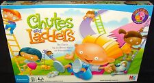 Brand New in Sealed Box•2005•Milton Bradley•Chutes and Ladders•Unopened•Usa Made