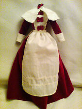 BARBIE COLLECTOR PILGRIM DRESS FASHION COSTUME HTF