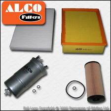 SERVICE KIT AUDI A4 (B6) 1.9 TDI AVB AVF AWX BKE BRB OIL AIR FUEL CABIN FILTER