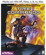 Time Commando PC Mac Game