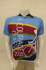 Pactimo Courage Classic 2008 Cycling Bike Jersey Men's Medium Fast Shipping LOOK
