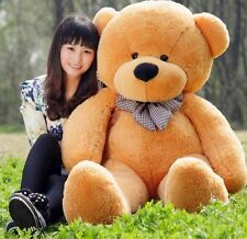 80CM Large Teddy Bear Giant Big Soft Plush Toys Doll Gift For Baby Kids