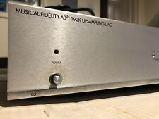 Musical Fidelity A3/24 192K Upsampling DAC Digital To Analogue Converter BOXED