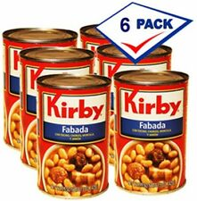 Ready to Eat Kirby Spanish Style Fabada. 15 oz. Pack of 6
