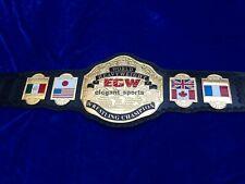 ECW World Heavyweight Wrestling Championship Adult size replica Belt