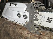 stihl MS 261 Dog 304 Stainless Skelition Laser Cut