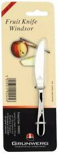 Grunwerg Windsor Fruit & Peeling Knife Stainless Steel - FREE P&P