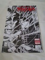 Avenging Spider-Man #1 ( 2012) JOE QUESADA 1:200 Sketch Cvr Variant  RARE VHTF
