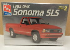 1995 SLOT CAR GMC SONOMA PICKUP TRUCK 95 SLS DRAG RACING AMT SEALED MODEL KIT